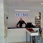 HEYMO, Schuh- und Taschenverkauf