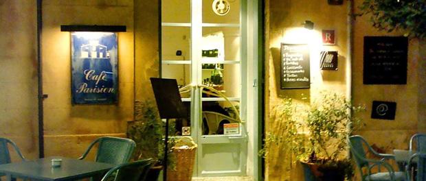 Mallorca Arta, Cafe Parisien