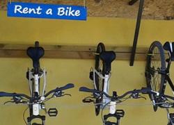 Rent a Bike, Fahrradvermietung, Arta