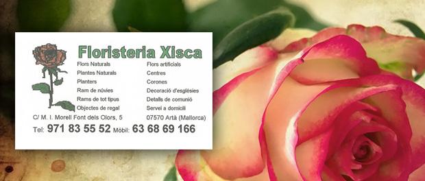 Blumengeschäft Xisca