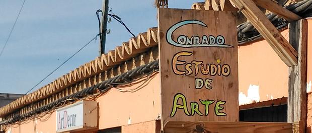 Künstler Conrado Arta