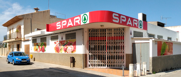 SPAR Lebensmittelmarkt