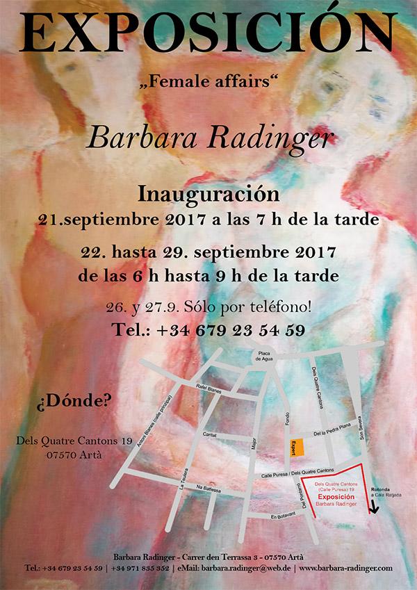 Kunstausstellung Arta